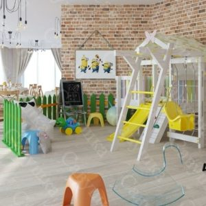 Детский игровой комплекс САВУШКА BABY CLUB-2