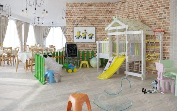 Детский игровой комплекс САВУШКА BABY CLUB - 3