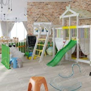 Детский игровой комплекс САВУШКА BABY CLUB - 4
