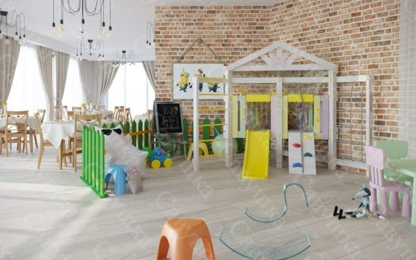 Детский игровой комплекс САВУШКА BABY CLUB-9