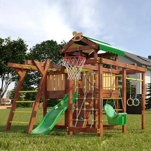 Детский игровой комплекс для дачи САВУШКА BABY PLAY- 5