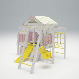 Детский игровой комплекс-чердак САВУШКА BABY - 2