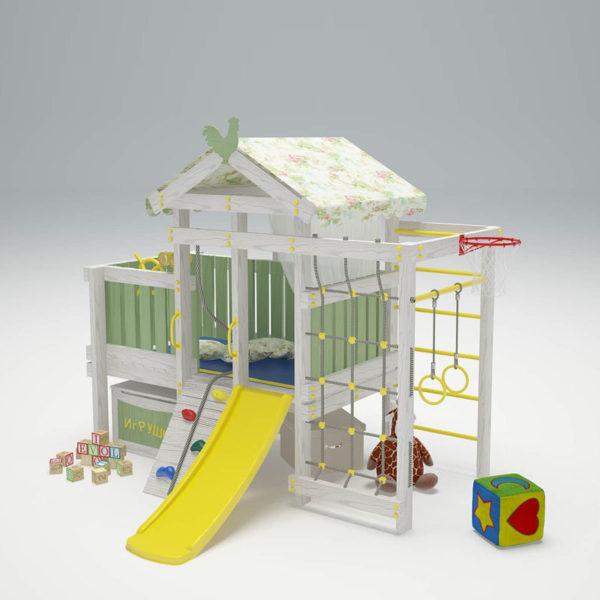 Детский игровой комплекс-чердак САВУШКА BABY - 3