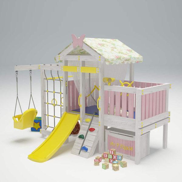 Детский игровой комплекс-чердак САВУШКА BABY - 6