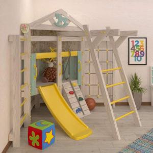 Детский игровой комплекс-чердак САВУШКА BABY - 10