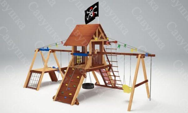 Игровой комплекс Савушка Lux - 8_4