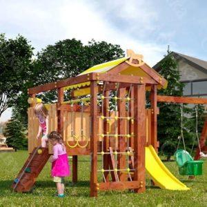 Детский игровой комплекс для дачи САВУШКА BABY PLAY - 11