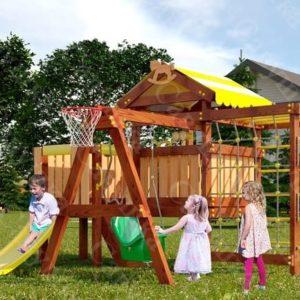 Детский игровой комплекс для дачи САВУШКА BABY PLAY - 14