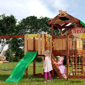 Детский игровой комплекс для дачи САВУШКА BABY PLAY - 15