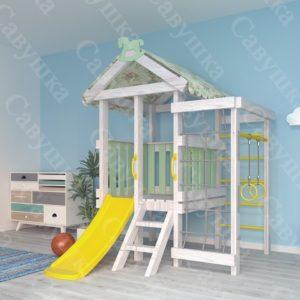 Детский игровой комплекс-чердак САВУШКА BABY - 12